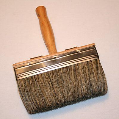 Block paint brush