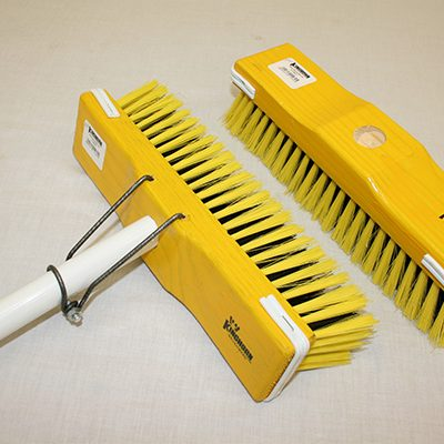 Floor broom, Hunchback YELLOW