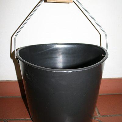 Plastic Builders bucket
