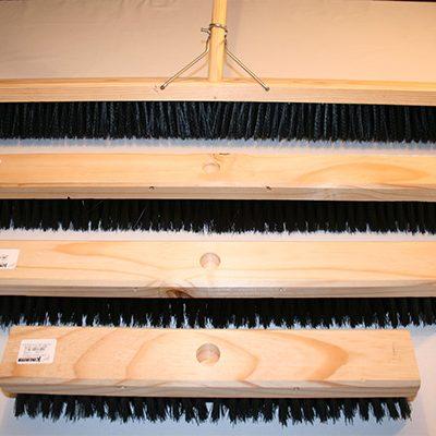 Platform brooms, Soft & Hard